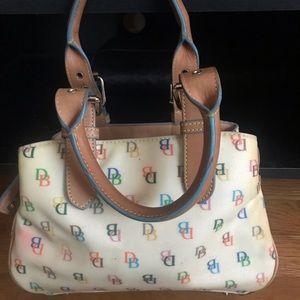 Vintage Dooney and Bourke Mini purse